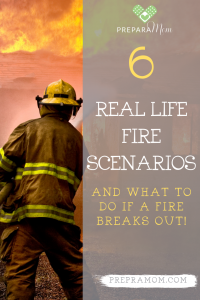pin image for Ask the Fire Captain Series: Real Life Scenarios and What to do if a Fire does Break Out